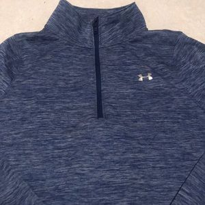 Under Armour High Neck Loose HeatGear Shirt